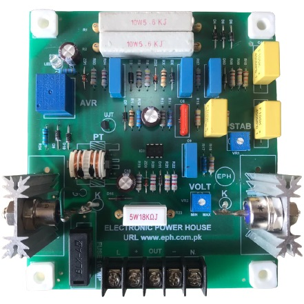 AVR EPH-25A Automatic Voltage Regulator
