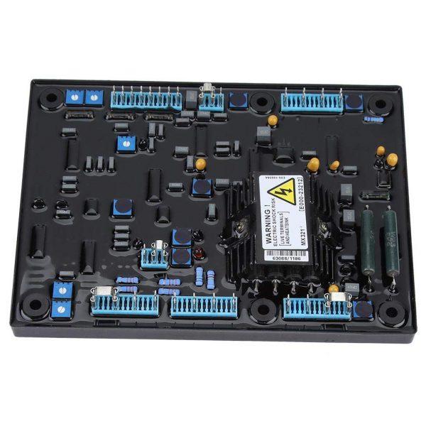 MX321 Stamfor AVR