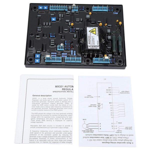 MX321 AVR Stamford