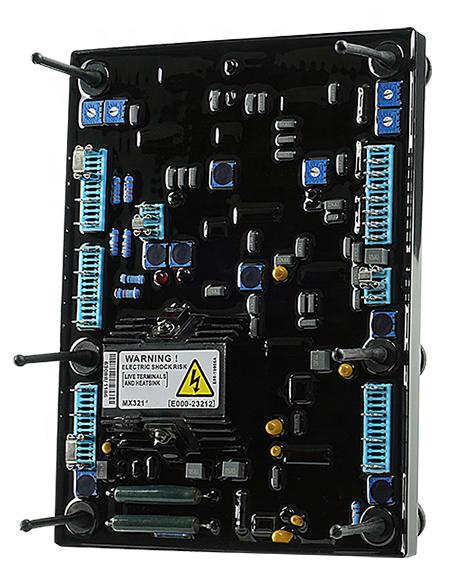 MX321 Stamford AVR