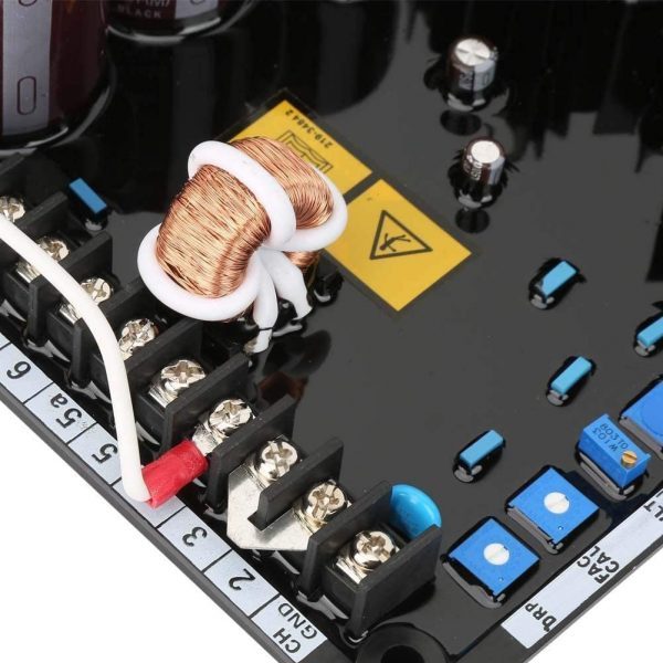 VR6 AVR Caterpillar